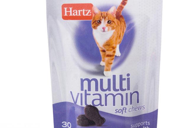Мультивитаминный комплекс для котов и кошек