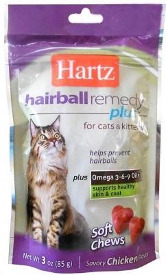 Пакет со смесью для кота