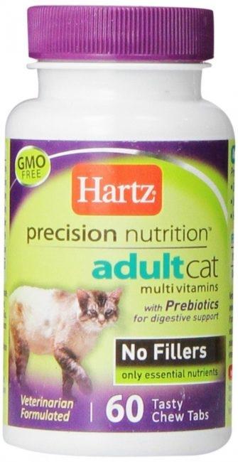 Витаминизированная добавка для кошек