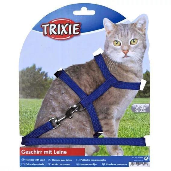 Упаковка шлейки Н для кошек