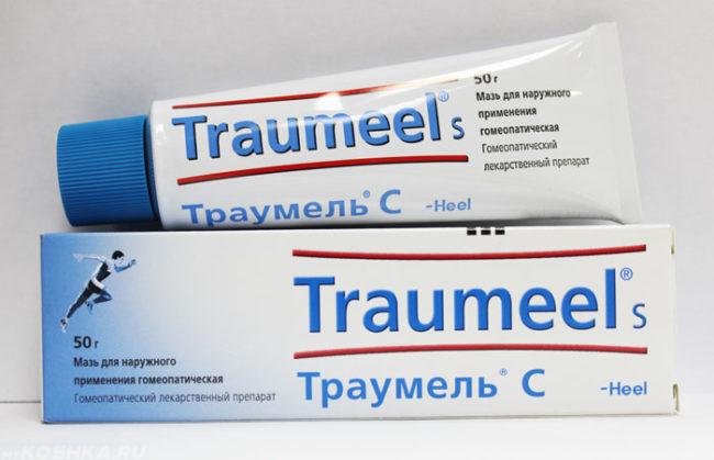 Упаковка препарата для кошек Траумель