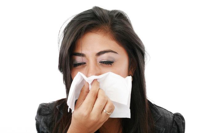 Ослабленный иммунитет у женщины