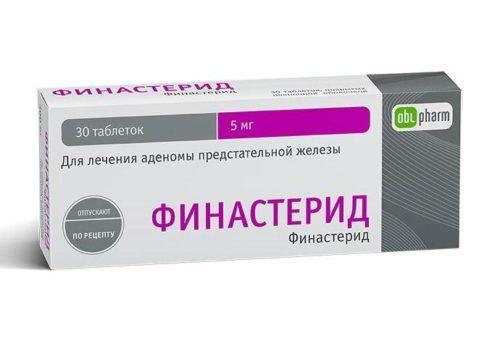 Лекарства от простаты и аденомы перечень