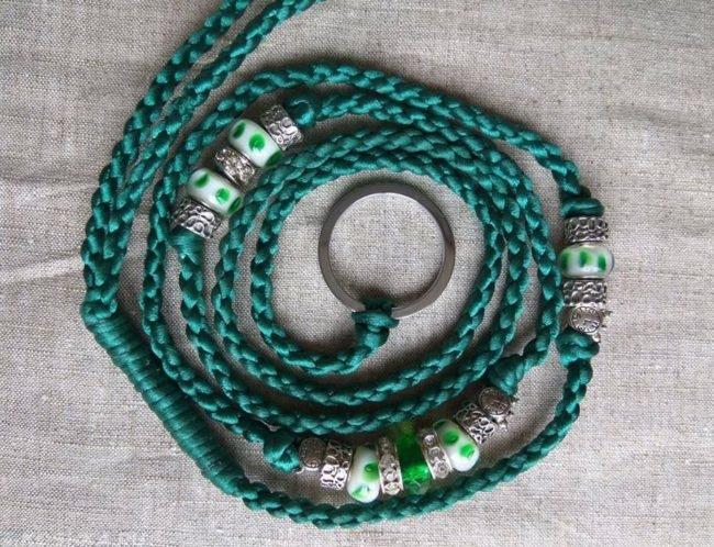 Ринговка для собак яркого цвета