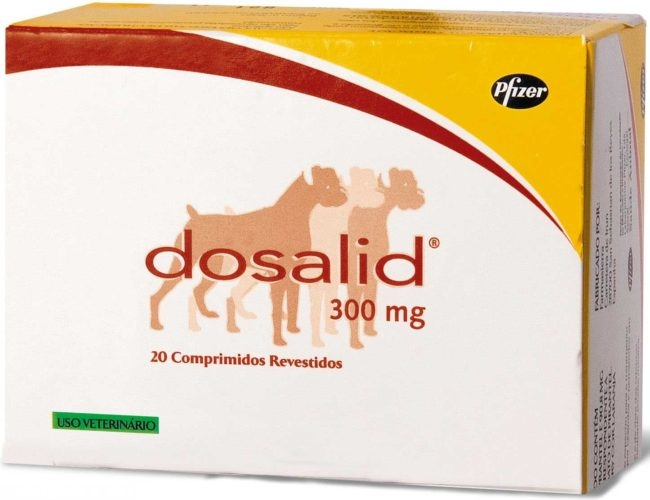 Препарат досалид в упаковке