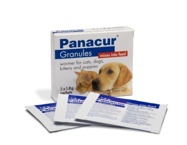 Препарат панакур в упаковке