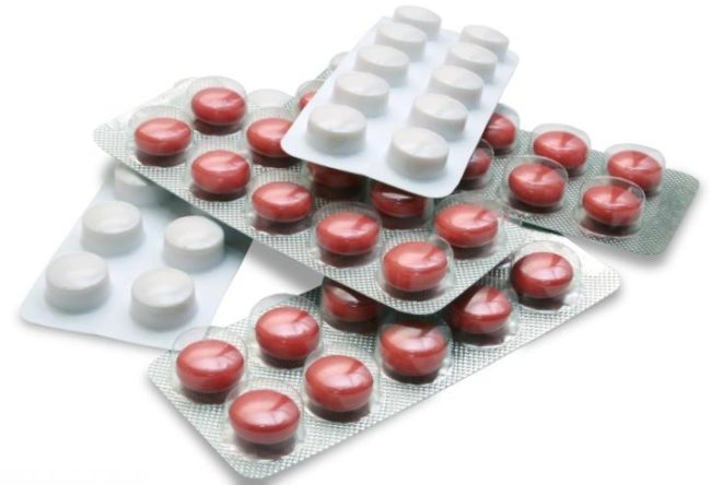 Седативные медикаменты в виде таблеток
